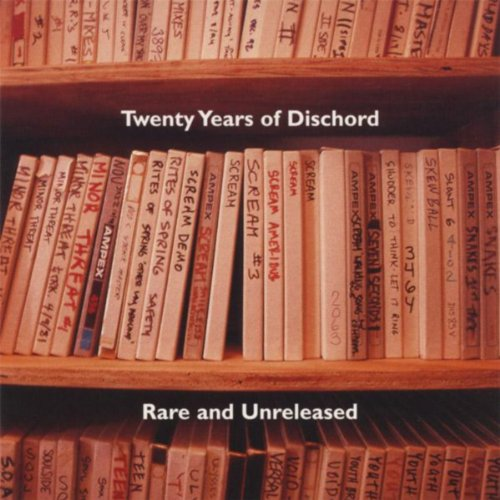 20 Years of Dischord (Rare and...