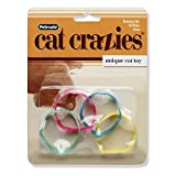 2 Pack, Slide, Flip, Roll & Bite Cat Crazies Cat Toy