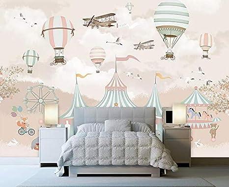 Kinderzimmer Jungen und Mädchen Schlafzimmer Hintergrundbild ...