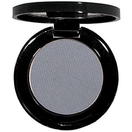 Matte EyeShadow Single- Hypoallergenic - Pressed Powder - High Pigment True Matte Finish - Use As Wet or Dry Eye shadow .06 oz. (Dove Grey)