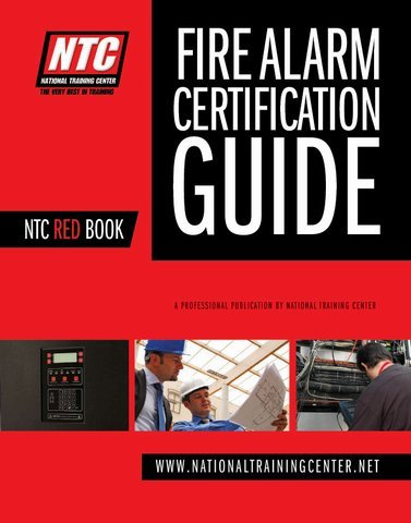 NTC Red Book NICET Testing and Study Guide