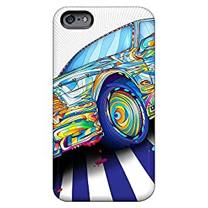 iphone 6plus 6p Special mobile phone skins For phone Cases Extreme pinting bmw