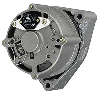 NEW ALTERNATOR FITS MERCEDES-BENZ 280 300D 300SD 300CD 300TD 186-0157 0-