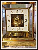 Jaeger LeCoultre Atmos 15 Jewels Mantle Clock
