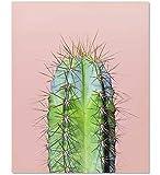 Cactus Print, Minimalist Art, Minimalist