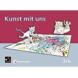 Kunst mit uns – Schülerband 3/4: Unterrichtswerk für Kunst in der Grundschule