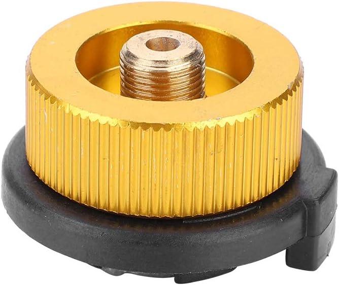 Outdoor Brenner Konverter Anschluss Gaskartusche Adapter Flaschenadapter I4N1