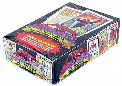 marvel cards box - 4