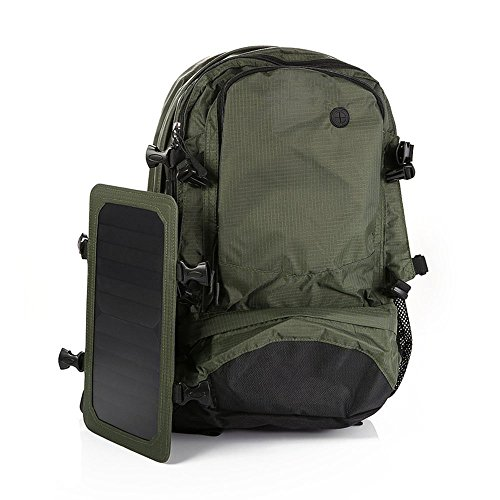 Ultralight Backpacking Solar Charger - 6