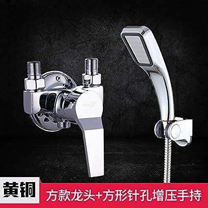 Gyps Faucet Kitchen Faucet Handle Inoxidable Lavabo Grifo A la inversa-Cobre-Sustitución Grifo