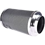 HFS (R) Air Carbon Filter and Odor Control with 1050+ IAV Australia Virgin Charcoal (6 INCH)