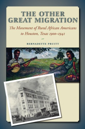 The Other Great Migration: The Movement of Rural African Americans to Houston, 1900-1941 (Sam Rayburn Series on Rural Li