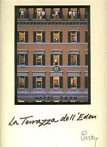 Amazon Com La Terrazza Dell Eden Hotel Eden Menu Roma Rome