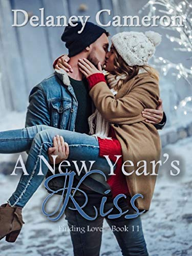 A New Year's Kiss by Delaney Cameron ebook deal