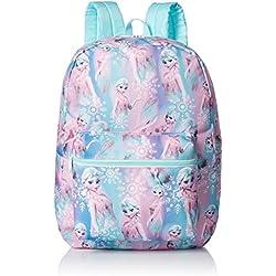 Disney Little Girls Frozen Elsa Print Backpack,