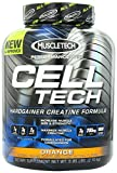 Muscletech Cell Tech Performance Series Powder, Orange, 6 Pounds ( Multi-Pack)