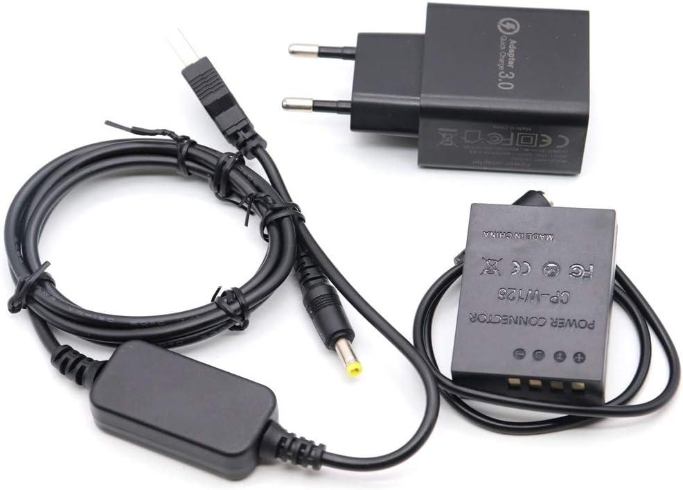 Mobile Power 5v Usb Kabel Dc8 4v Np W126 Cp W126 Elektronik