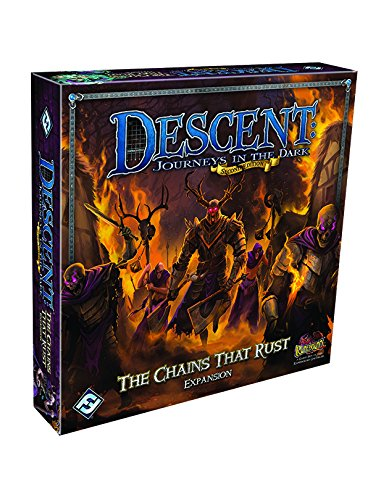 the Dark 2nd Edition - The Chains That Rust Expansion ()