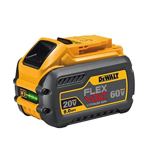 DEWALT DCB609Y Flexvolt Lithium Battery
