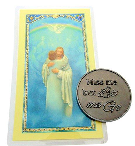 Funeral Prayer Card - 6