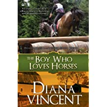 The Boy Who Loves Horses (Pegasus Equestrian Center Series Book 2)