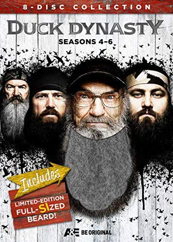 Top 10 recommendation duck dynasty dvds season 1