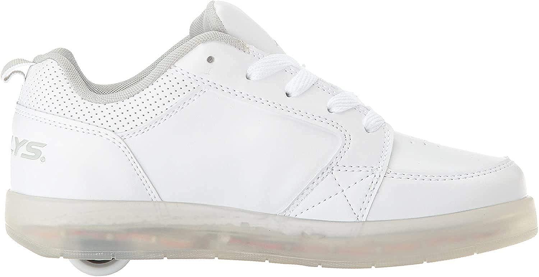 Heelys Womens Premium Lo Wheeled Heel Shoe