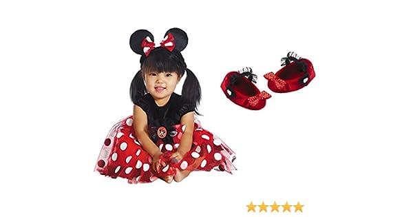 My First Disney Minnie Ratón Halloween Disfraz: Amazon.es: Hogar