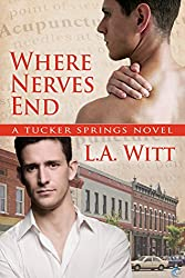 Where Nerves End (Tucker Springs Book 1) (English Edition)