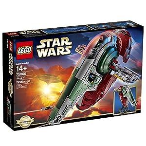 LEGO Star Wars Slave I Toy - 51mkRjpJEuL - LEGO Star Wars Slave I 75060 Star Wars Toy
