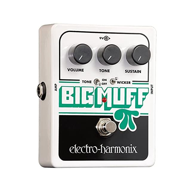 エフェクター画像 Electro-Harmonix Big Muff Tone Wicker