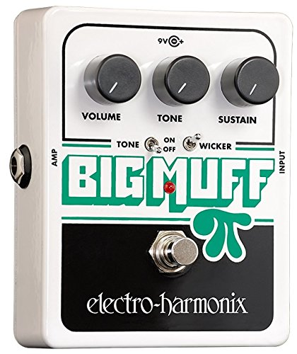 (Electro-Harmonix Big Muff Pi with Tone Wicker)