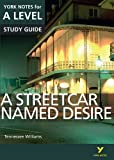 A Streetcar Named Desire: York Notes for A-Level (York Notes Advanced)