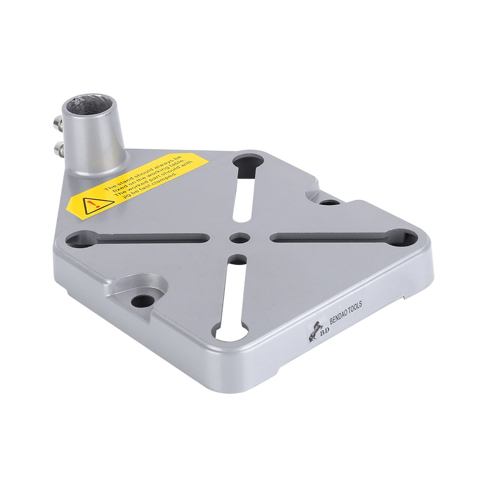 Yosoo Drill Stand Holder, Adjustable Bench Clamp Drill Press Stand Workbench Repair Tool for Drilling Collet Workshop Universal by Yosoo (Image #5)