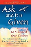 Book Cover for Ask and It Is Given: Learning to Manifest Your Desires