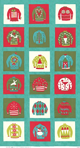 Moda Eat, Drink and Be Ugly Quilt Fabric 24