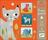 Djeco Primo Puzzle Cats