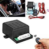 MONNY New Universal One-Way Car Remote Auto Vehicle Alarm Protection Entry Security Burglar System Alarm 2 Remote