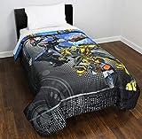 Transformers Twin Comforter Optimus Prime Alien Machines Bedding