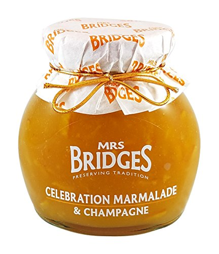 Mrs Bridges Celebration Marmalade with Champagne, 12 (Chocolate Orange Wine)