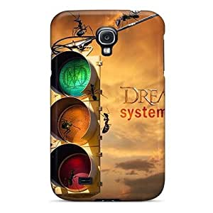 Anti-Scratch Hard Phone Cases For Samsung Galaxy S4 (bxu10688Sxfb) Support Personal Customs Fashion Dream Theater Band Skin