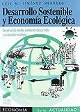img - for Desarrollo Sostenible y Economia Ecologica (Spanish Edition) book / textbook / text book