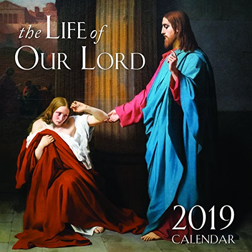 2019 Life of Our Lord Wall Calendar ()