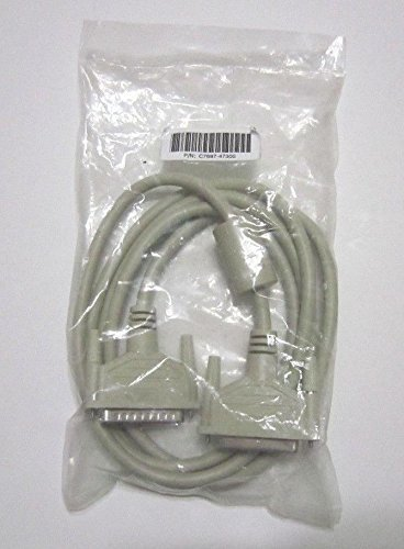 6ft Hp Parallel Printer Cable - C7697-47300 Male to Female Connector