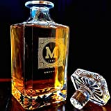 Personalized Whiskey Decanter: The Heirloom