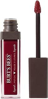 product image for Burt's Bees 100% Natural Moisturizing Liquid Lipstick, Garnet Glacier - 1 Tube