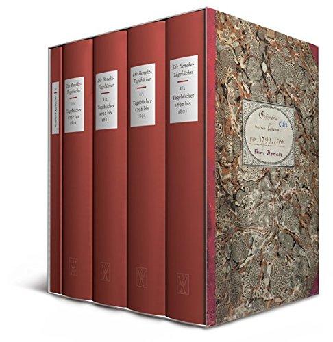 Die Tagebücher I (1792-1801)