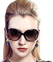 Duco 女性のスタイリッシュな偏光サングラス スター グラス 100% uv プロテクション 2229