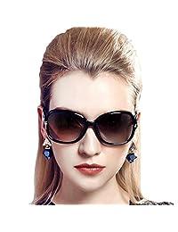 Duco Women's Stylish Polarized Sunglasses Star Glasses 100% UV Protection 2229