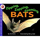 Zipping, Zapping, Zooming Bats (Let's-Read-and-Find-Out Science 2)